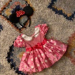 Minnie Mouse dress 3T